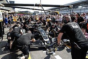 """A Haas szerint a Ferrari """"megvett"""" pár helyezést Leclerc kiengedésével"""