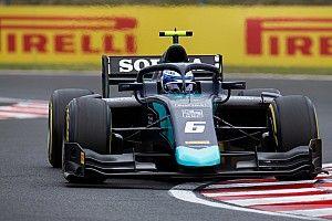 Латифи победил в субботней гонке Формулы 2 на «Хунгароринге»