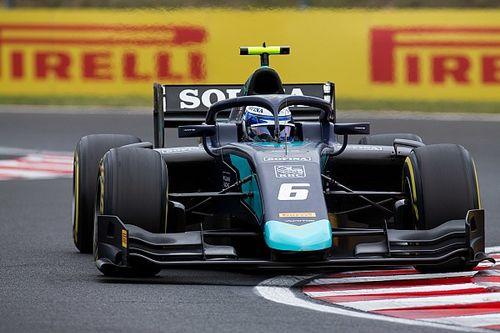 Latifi vence 1ª corrida da Fórmula 2 na Hungria; Sette Câmara é 5º