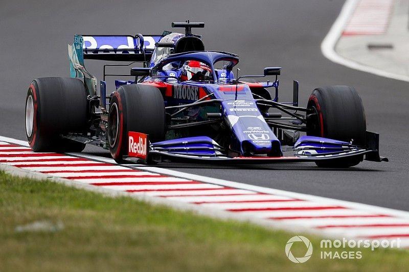 Kvyat slams move to further limit F1 testing