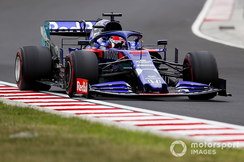 Kvyat slams move to further limit F1 testing