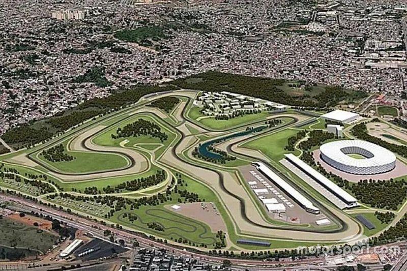 Líder de projeto para levar F1 ao Rio tem encontro com Bolsonaro