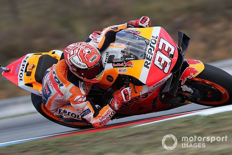 MotoGP: Márquez domina prova e vence a etapa da República Tcheca