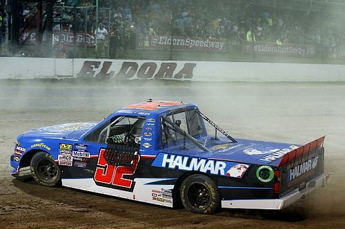 Friesen and Creed to get dirt rematch after Eldora 1-2