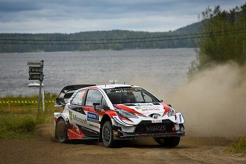 WRC, Rally Finlandia, PS15: Latvala non molla e prova la rimonta