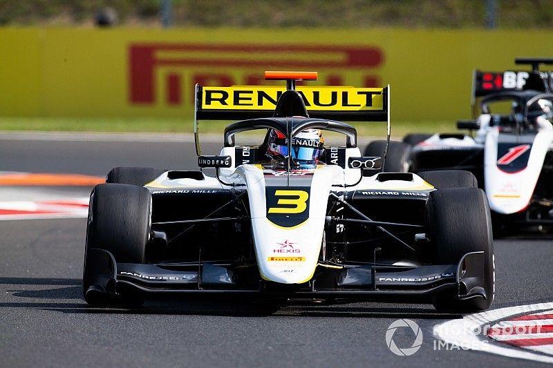 Macaristan F3: İlk yarışın galibi Lundgaard