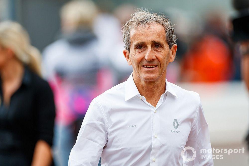 Prost assume cargo de diretor não-executivo na Renault