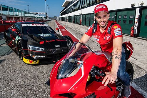 В эти выходные Довициозо стартует в DTM. Где посмотреть эти гонки?