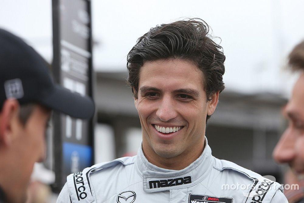 Nunez lands LMP2 drive with new WIN Autosport team