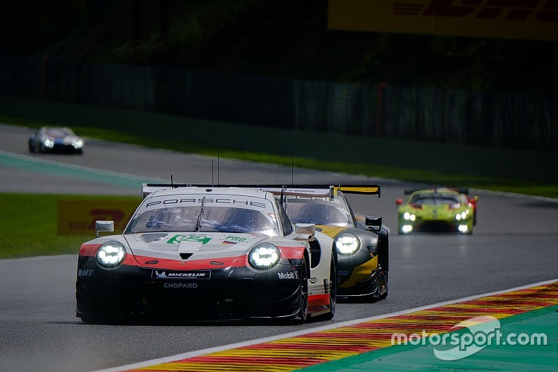 Porsche: Ford, BMW exits made 2018/19 best season to win