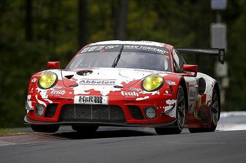 Porsche szybkie na Kyalami