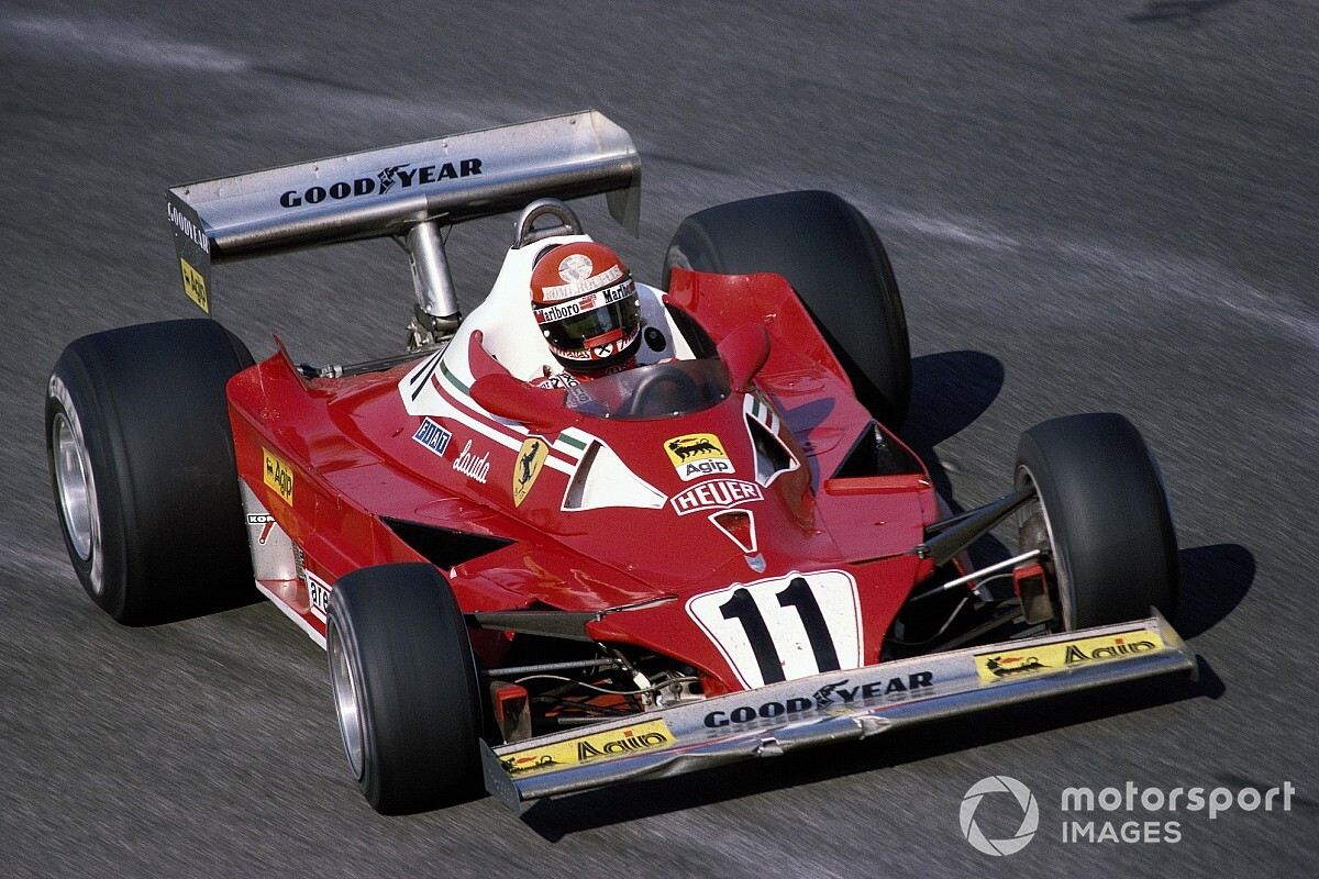 Ranked! Niki Lauda's top 10 Formula 1 drives