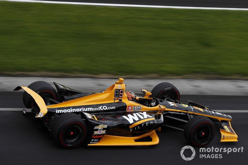 Dreyer & Reinbold Racing to enter Karam in GP of Indy