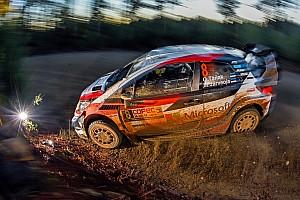 Тянак выиграл первый в истории этап WRC в Чили, Ожье вышел в лидеры сезона