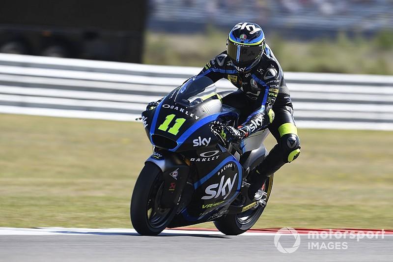 Moto2, Brno, Libere 3: Bulega al comando nel finale
