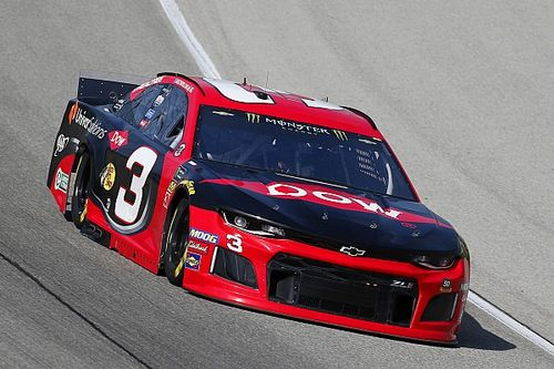 Austin Dillon tops Kevin Harvick for Chicagoland Cup pole