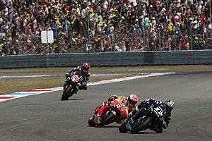 Course - Viñales vient à bout de Márquez et Quartararo
