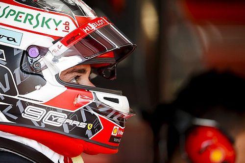 """Leclerc: """"Passare Bottas? Ci ho creduto, ma non c'erano abbastanza giri"""""""