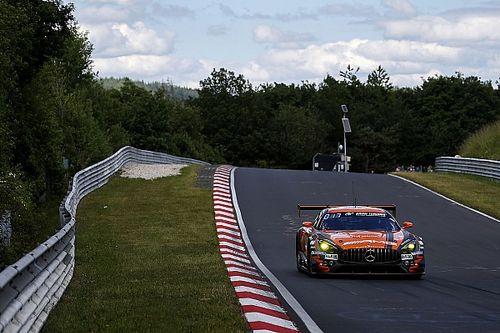 24h del Nurburgring: la Mercedes monopolizza la prima fila