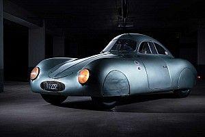 La vente aux enchères d'une Porsche Type 64 tourne au fiasco