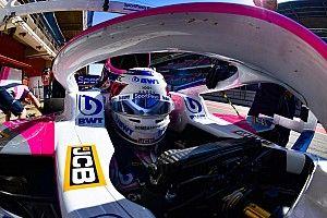 Sergio Pérez ya tiene heredero para su Racing Point