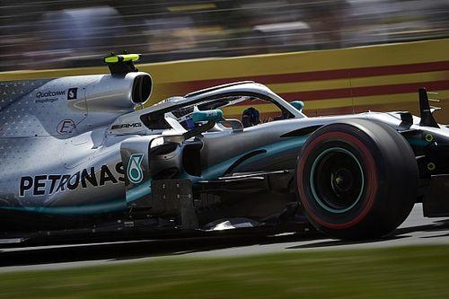 """Bottas: """"Hay que intentar pasar lo antes posible a Gasly y Ricciardo"""""""