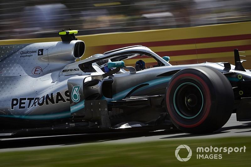 Bottas, Ricciardo ve Gasly'den hızlıca kurtulmayı hedefliyor