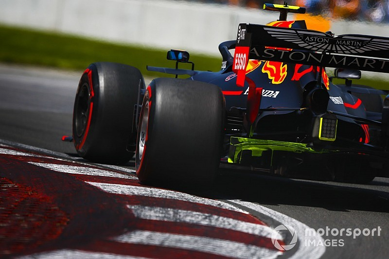 Pirelli didn't receive single request to change F1 tyres