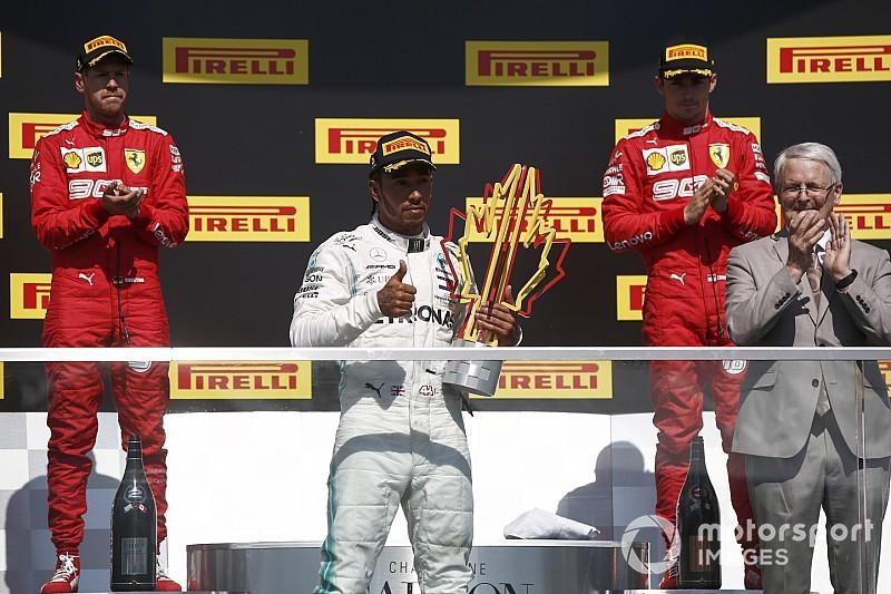 ENQUETE: Você concorda com a punição dada a Vettel no Canadá?