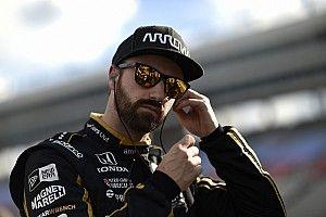 Hinchcliffe annonce qu'il sera pilote McLaren IndyCar en 2020