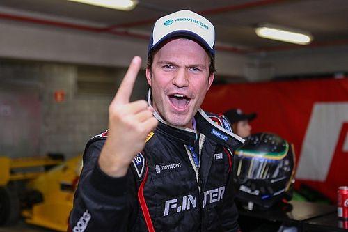 Raphael Frossard e Gabriel Salomão dominam sexta-feira de treinos da Fórmula Inter