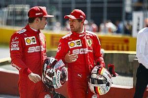 Binotto elégedett a Ferrari idei párosával