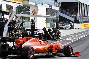 Drobne poprawki Ferrari