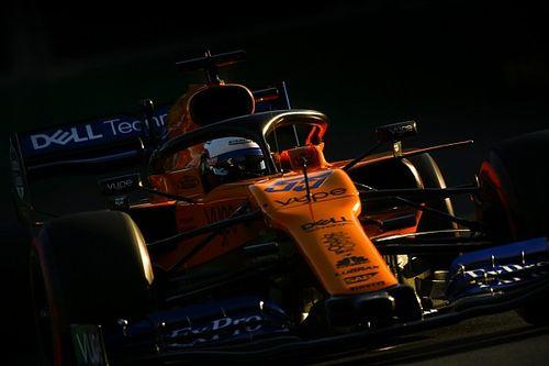 Sainz, molesto por los errores de otros pilotos