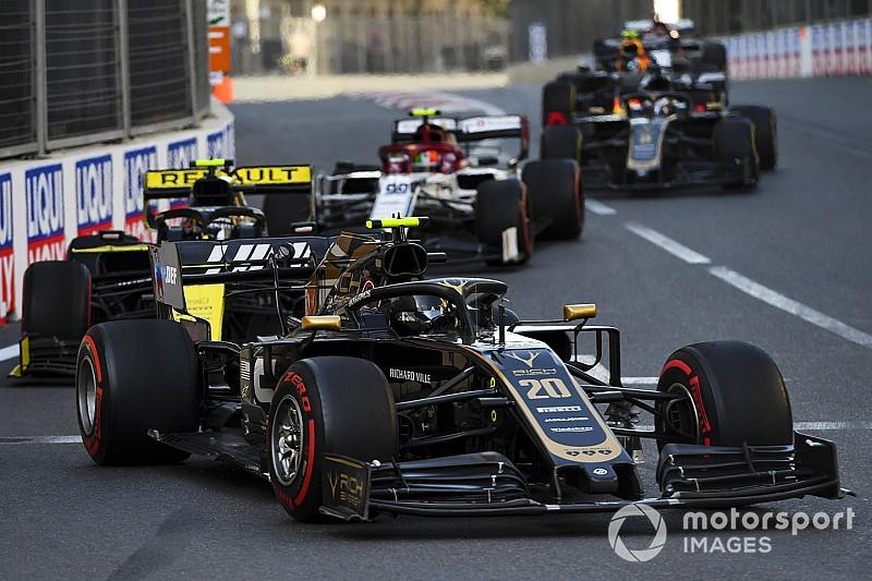 """Grosjean : """"Tout le monde aura une voiture B"""" à Barcelone"""