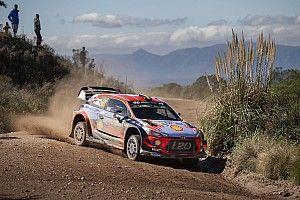 WRC Arjantin: Tanak sorun yaşadı, Hyundai ilk 2 sırada, Ogier podyuma yakın!