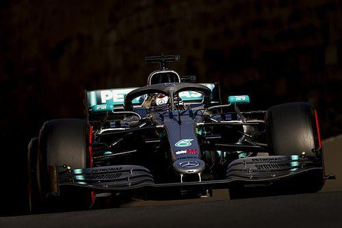 Las dos primeras curvas le costaron la pole a Hamilton