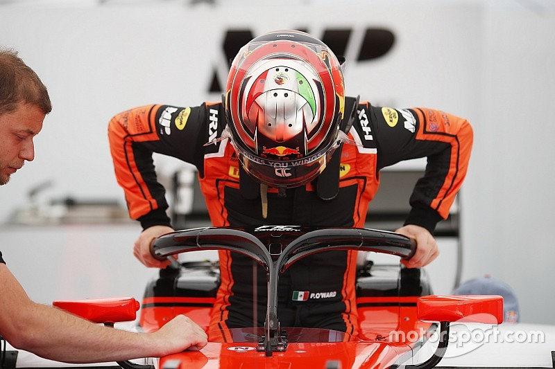 """Après une """"fessée"""" en F2, O'Ward remplace Ticktum en Super Formula"""