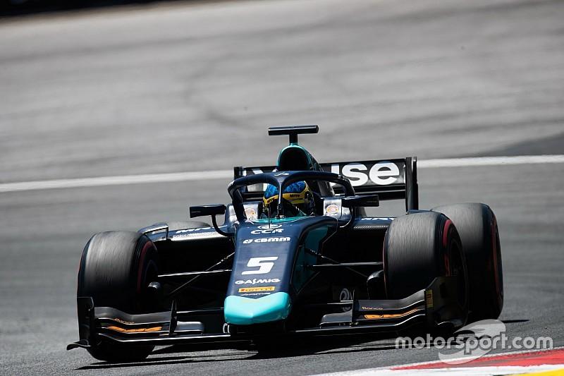 F2 Avusturya: Camara kazandı, Ghiotto ikinci oldu