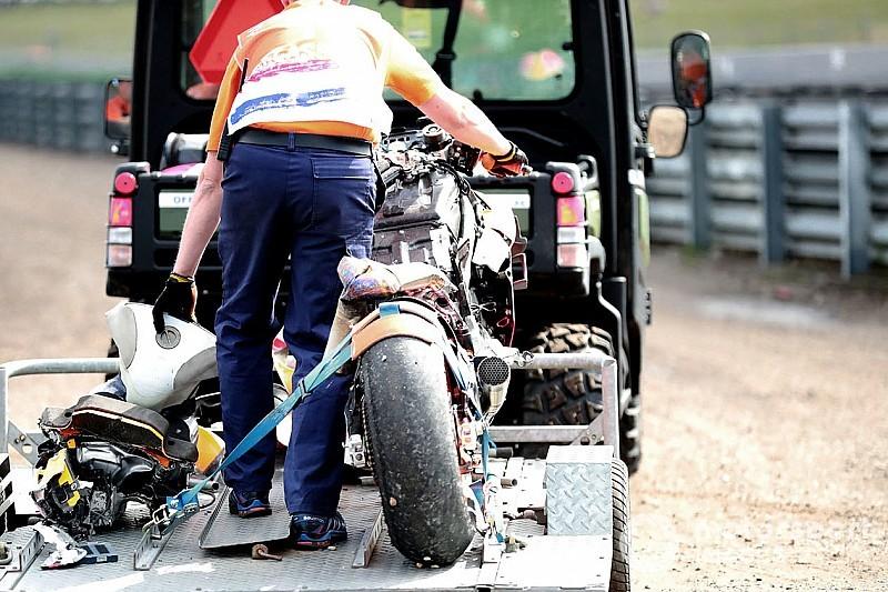 MotoGP Assen FT1: Bestzeit für Quartararo, Sorgen um Lorenzo