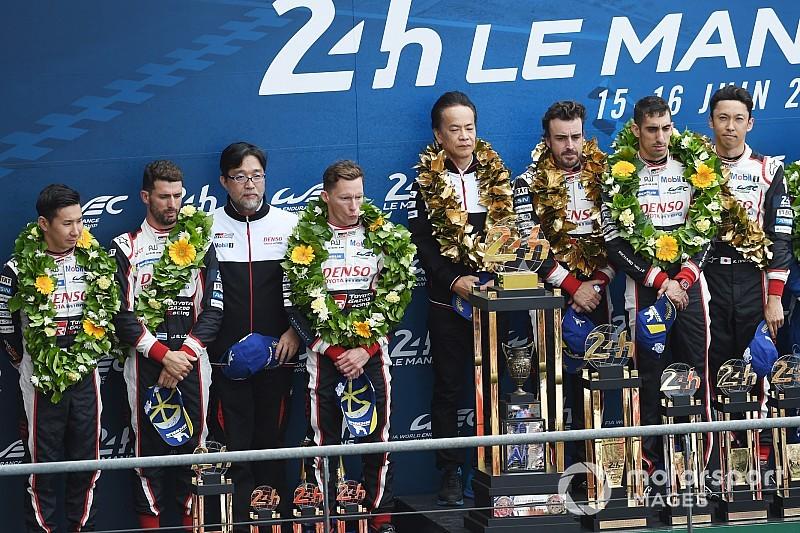 トヨタ連覇も「まだ改善が足りない」とル・マンの女神に言われたよう?