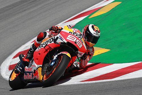 MotoGP: Lorenzo é levado para o hospital após acidente em treino livre na Holanda