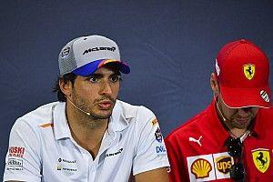 Jornal italiano diz que Vettel negou proposta da Ferrari e pode ser substituído por Sainz