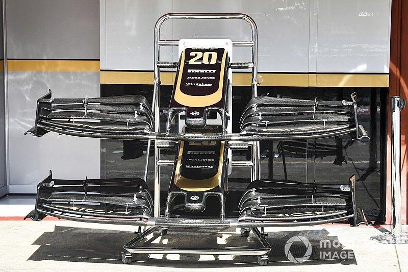 Haas dividirá las especificaciones de sus autos el viernes
