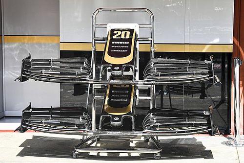 """Haas, daha fazla """"kafa karışıklığını"""" önlemek için cuma günü farklı versiyon araçlarla piste çıkacak"""