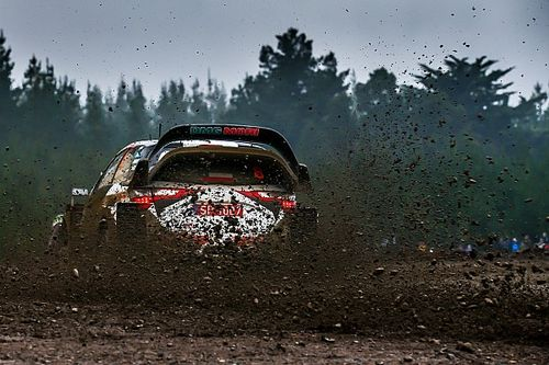 WRC, Rally del Cile, PS5: bis di Tanak. Che brivido per Mikkelsen!