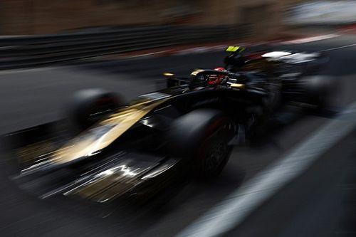 """Magnussen : """"Quel pied d'aller dans ces rues à cette vitesse!"""""""
