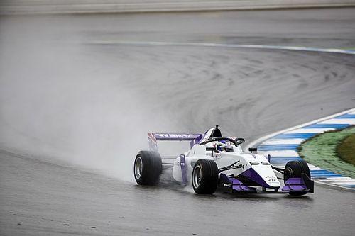 W Series: Jamie Chadwick si esalta sul bagnato e centra una gran pole a Hockenheim