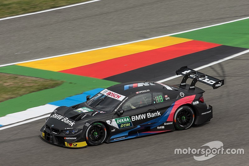 Spengler lidera la segunda práctica para BMW