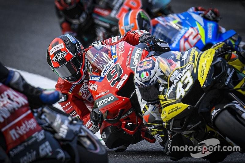 Dovizioso, Ducati'nini 2020 kadrosuna hemen karar vermesini beklemiyor